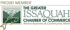 Member if Issaquah Chamber of Commerce